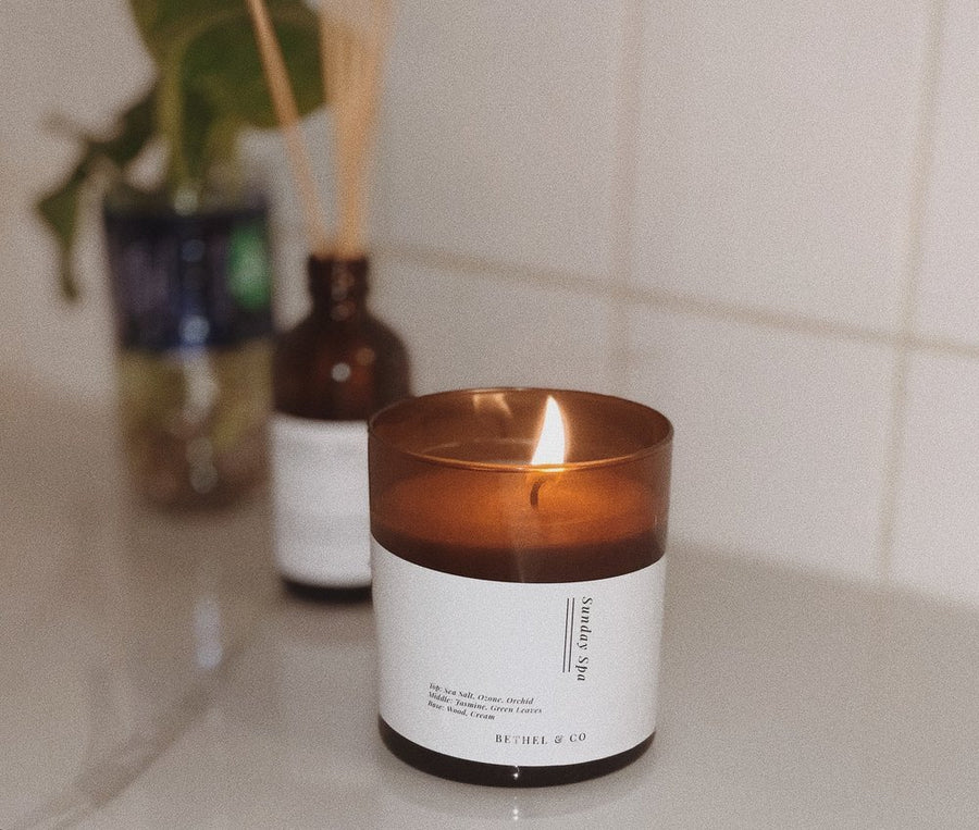 Sunday Spa Candle