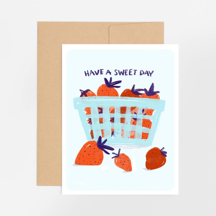 Have A Sweet Day Card