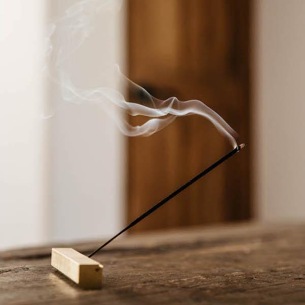 Teakwood and Tobacco Incense
