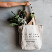 The Safari Collective Canvas Tote Bag