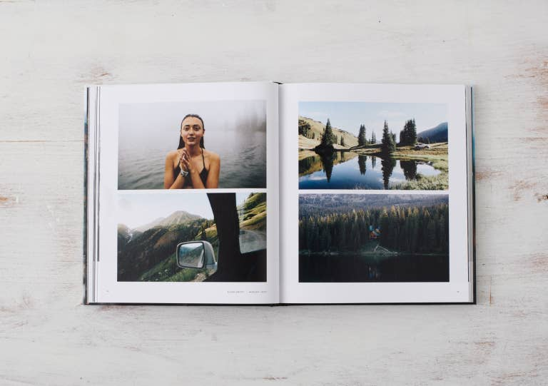 wilder coffee table book