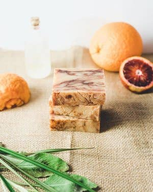 organic natural unscented soap