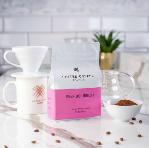 United Coffee Roasters-Pink Bourbon Colombia 250g