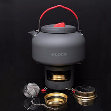Load image into Gallery viewer, Alcos Tea set with Table-  ابريق شاي ألوكس مع الطاولة