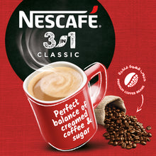 Load image into Gallery viewer, NESCAFE 3in1 Classic - نسكافيه الكلاسيكي