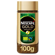 Load image into Gallery viewer, NESCAFE GOLD  100g Organic   -  نسكافيه جولد اورجانيك