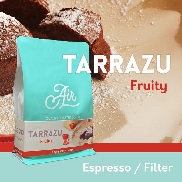 Air Roastery -  Costarica Tarrazu Fruity 250g Espresso \ Filter