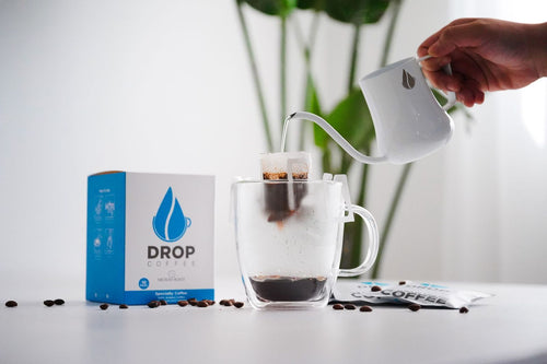 Drop Coffee 10 bags Colombian coffee by EARTH ROASTERY