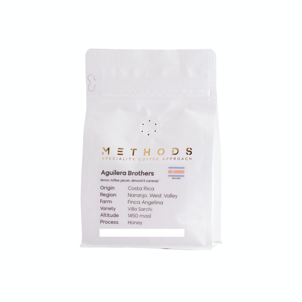 Methods Costa Rica - Aguilera Brothers / Filter 250g | كوستاريكا - فينكا انجيلينا / فلتر