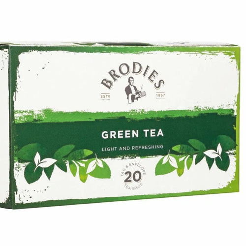 شاي اخضر-Brodies Green Tea