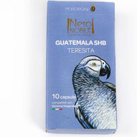 Caps Guatemala - Nero Nobile - كبسولات قهوة غواتيمالا