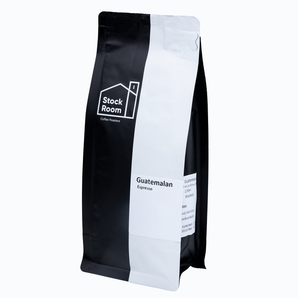 Stock Room-Guatemalan Espresso  Filter 250gm