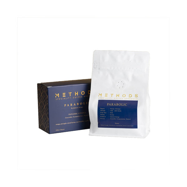 Methods Roastry Panama Giesha - Filter Roast Parabolic 200g | بانما جيشا - بارابوليك ٢٠٠جرام