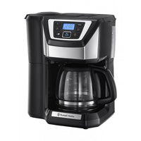 Russell Hobbs - Chester Grind and Brew Drip Coffee Machine Black | ماكينة تشيستر لطحن وصنع القهوة