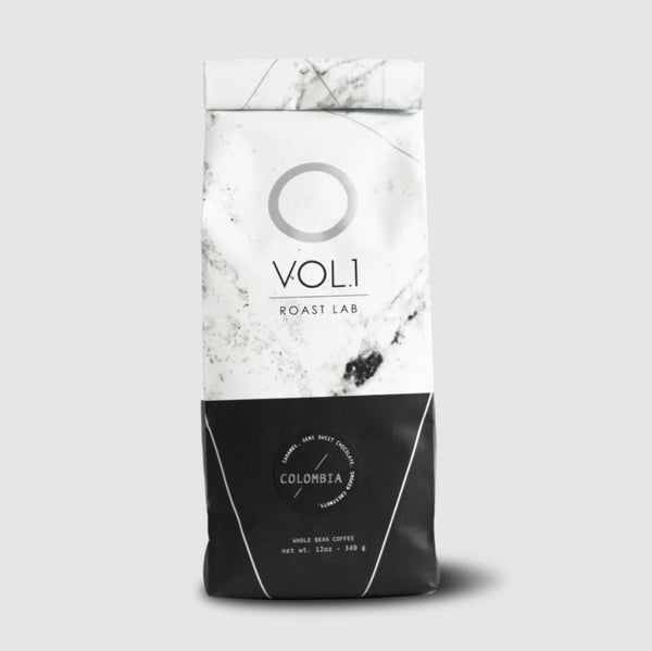 VOL.1 Roast Lab - Colombia Coffee Beans 340g