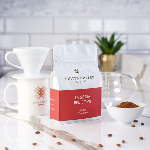 United Coffee Roasters- La Sierra Red Bomb 250g