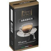 Caps Arabica- Nero Nobile -كبسولات قهوة  ارابيكا