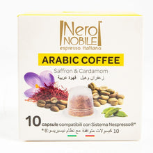 Load image into Gallery viewer, Nero Nobile Caps Arabic Coffee - NeroNobile - كبسولات قهوة عربية