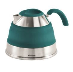 Outwell - Collaps Kettle 1.5L- Deep Blue | اوت ويل - قابل للطي 1.5 لتر - ازرق غامق