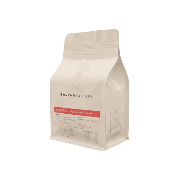 Earth Roastry - Fazenda sete senhoras Roasted Beans 250 gm