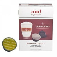 Mood - Cappuccino 16 Capsules Dolce Gusto | مود - كبسولات الكابتشينو