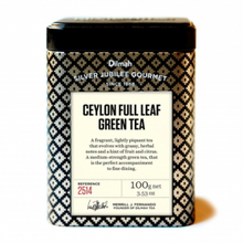 Load image into Gallery viewer, Dilmah Celyon full leaf green tea | 100g شاي سيلاني اخضر كامل الاوراق