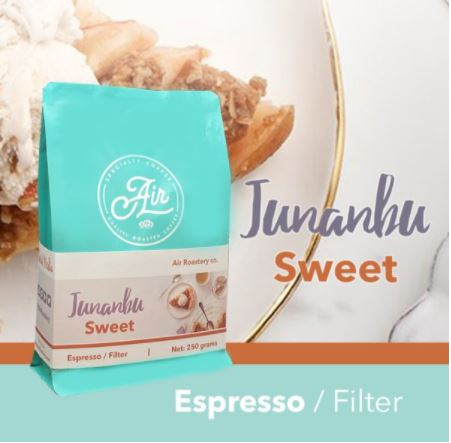 Colombia Junanbu  Sweet 250g Espresso/ Filter