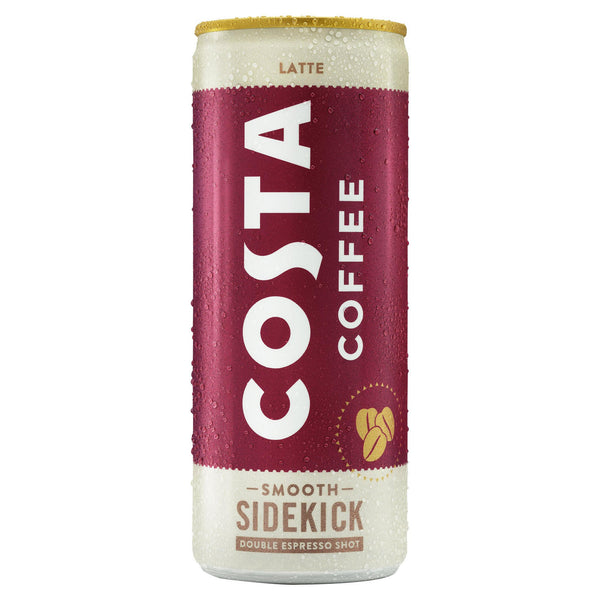 Costa Coffee Latte 250ml | كوستا قهوة لاتيه