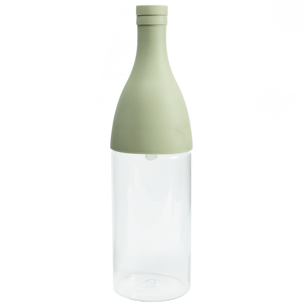 Hario - Filter In Bottle Aisne Green 800ml Ice Tea maker