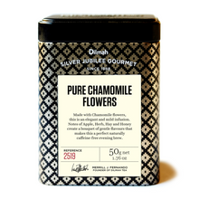 Load image into Gallery viewer, Dilmah pure chamomile flowers | 50g شاي دلما أزهار البابونج النقية