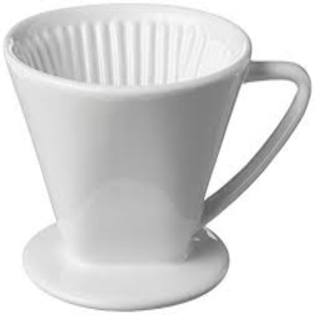 Cilio-Coffee filter Vienna size 2 white- فلتر قهوة فيينا مقاس 2