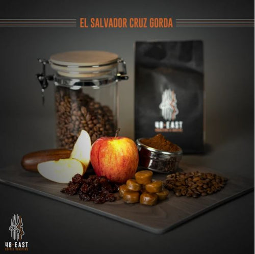 48East -Cruz Gorda | El Salvador 250 g