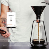GINA Offer  |  Smart Coffee instrument- Bluetooth connection.|