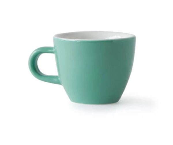 Acme - Green   espresso cup 70 ml   - اكمي -كوب اسبسرو 70 ملي مع صحن  لون أخضر