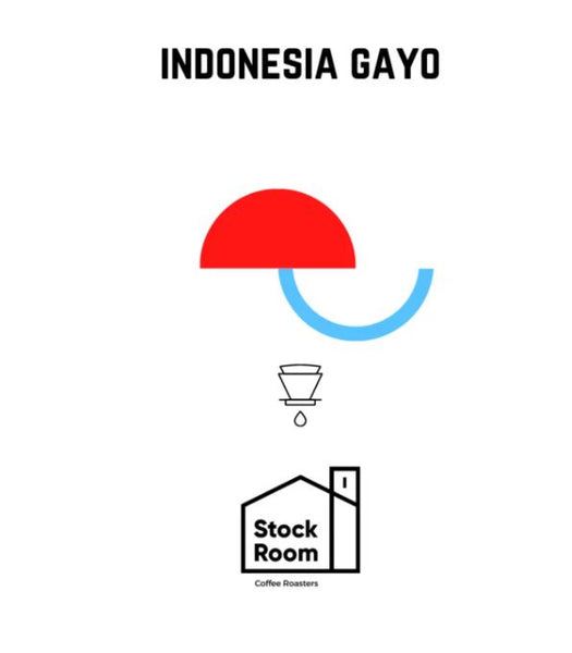 Stock Room-Indonesia Gayo filter 250gm