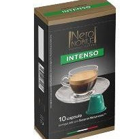 Caps Espr.Bar Intenso - Nero Nobile-كبسولات قهوة  انتنسو