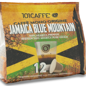 101 - jamaica blue mountain 12 peice - Nespresso | كبسولات جامايكا بلو ماونتن
