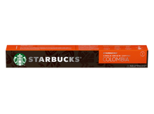 Load image into Gallery viewer, STARBUCKS Colombia By Nespresso كبسولات نسبريسو كولومبيا