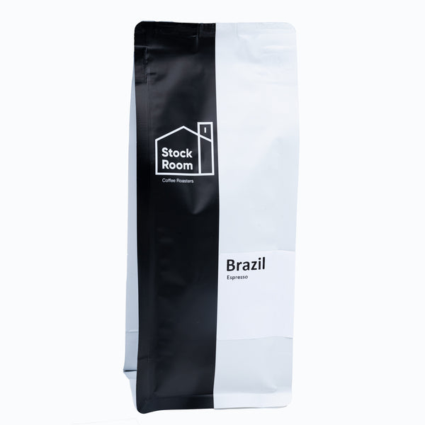 Stock Room- Brazil South Of Minas Espresso 250gm