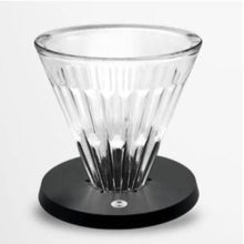 Load image into Gallery viewer, Time more Glass Crystal Eye dripper 02-Black
