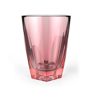 NotNeutral | VERO Latte  Glass, Rose 12 OZ-355 ml