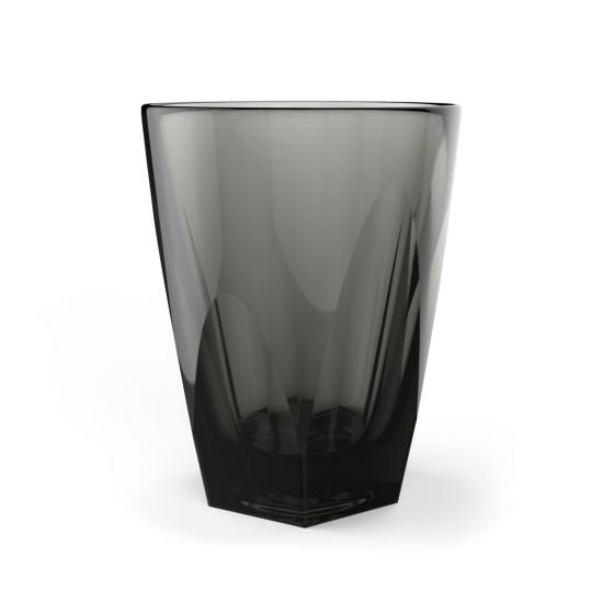 NotNeutral | VERO Latte  Glass, Smoke 12 OZ-355 ml