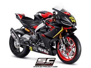 SC Project SC1-R Full Exhaust for Aprilia RS 660