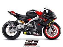Load image into Gallery viewer, SC Project SC1-R Full Exhaust for Aprilia RS 660