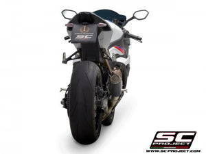 SC-Project CR-T Exhaust for 2020+ BMW S1000RR