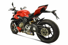 Load image into Gallery viewer, Termignoni Dual Slip-On Exhaust Kit for 2020+ Ducati Streetfighter V4