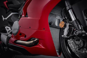 Evotech Performance Lower Radiator Guard - Ducati Panigale V2
