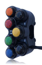Load image into Gallery viewer, Apex Racing Development Seven Button Street LH Switch for 2015-2019 Yamaha R1