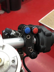 Apex Racing Development Three Button Race Switch with Brembo Offset for 2014-2018 BMW S1000RR