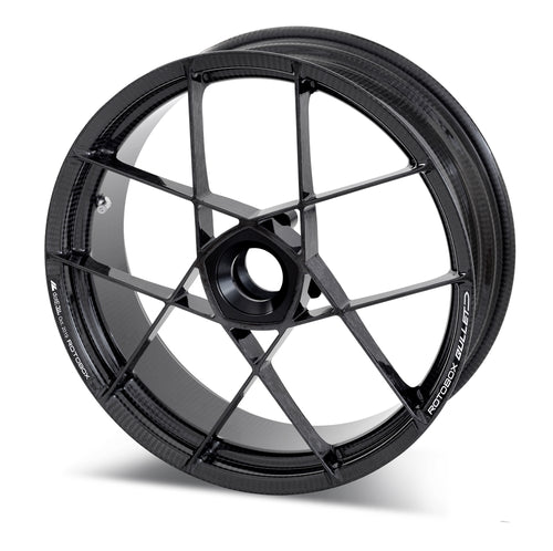 ROTOBOX Bullet Carbon Fiber Wheel Set - Convex - Ducati